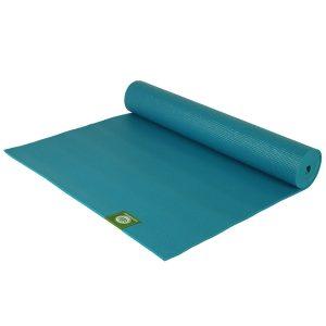 yoga mat lotus design
